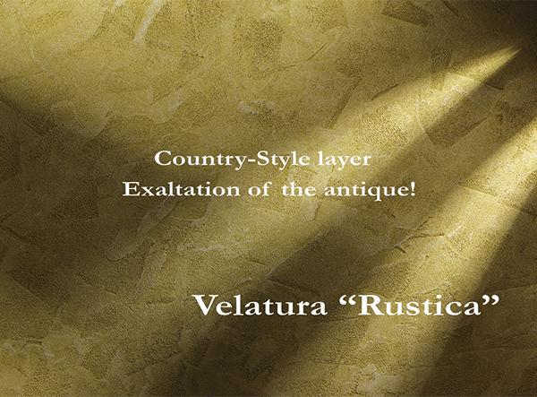 Velatura rustica2 light